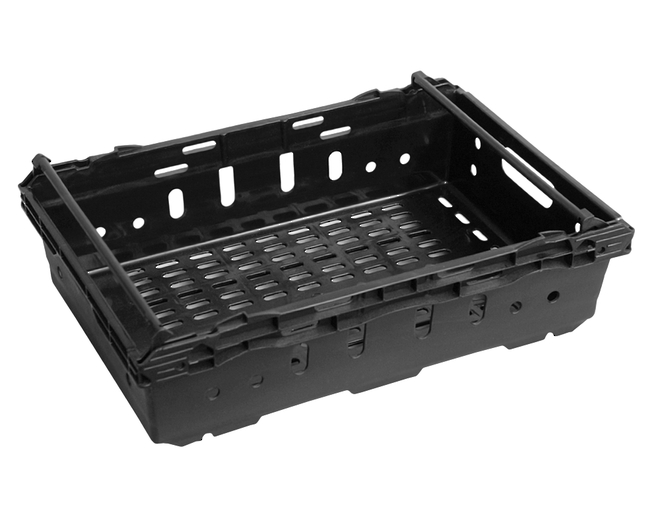25 Litre Vented Produce Crate (600 x 400mm) image 0
